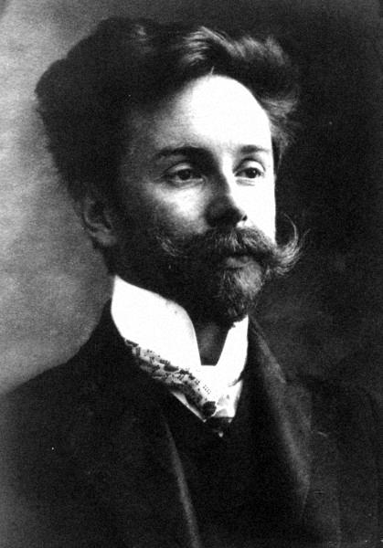 Aleksandr Nikolaevič Skrjabin (1872 - 1915)