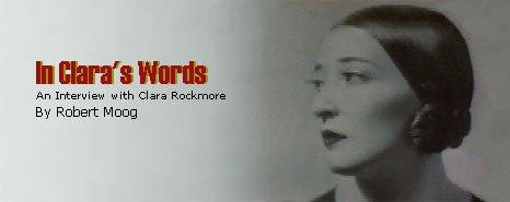 Clata Rockmore Interview