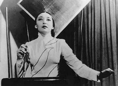 Clara Rockmore in 1945