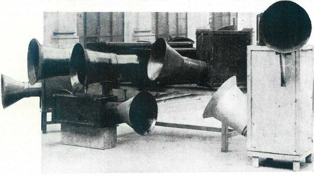 Intonarumori 1919