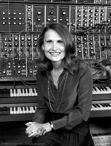 Wendy Carlos in 1980