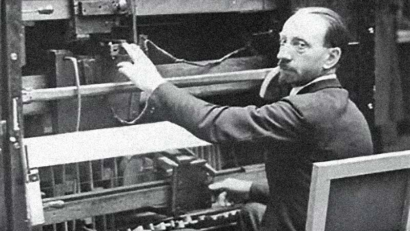 Luigi Russolo at the Russolophone.