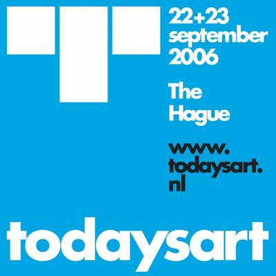 Official Logo Todaysarts Festival