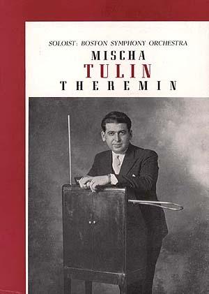 Mischa Tulin Flyer