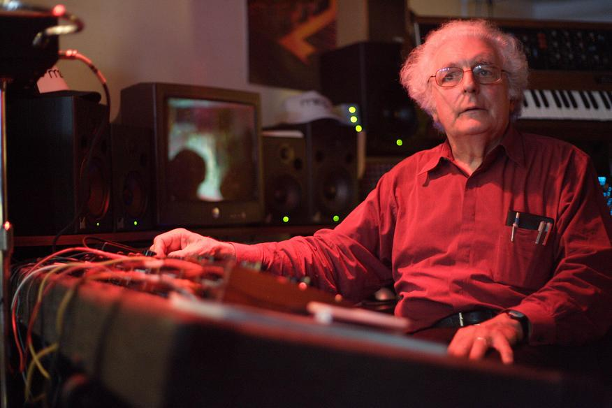Bob Moog at Robotspeak