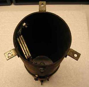 Volume coil bottom.