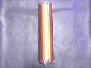 Rewound coil.