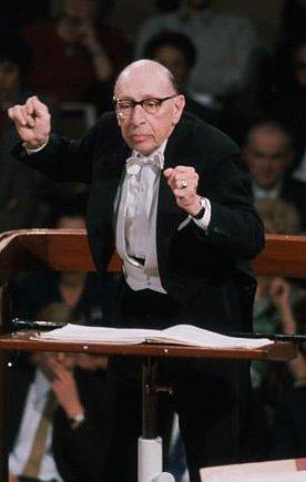 Igor Stravinsky .