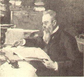Nikolai Rimsky-Korsakov.