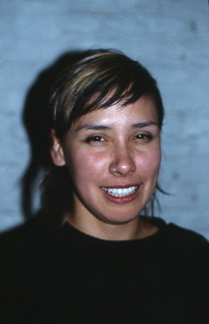 Pamelia Kurstin (Photo © 2004 Valerio Saggini. Unauthorized reproduction forbidden.)