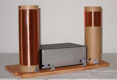 Necotron transistor theremin. Electronics.