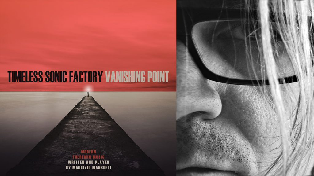 Vanishing Point theremin album by Timeless Sonic Factory
