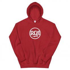 RCA Radiotron Theremin Hooded Swatshirt